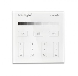 Mi-Light Panel Ścienny 230V RF 2.4G MONO